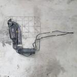 Üzemanyag betöltő cső