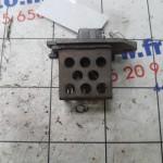 Hűtőventillátor ellenállás