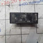 Rendszámtábla világítás