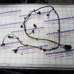 Tolatóradar kábelköteg